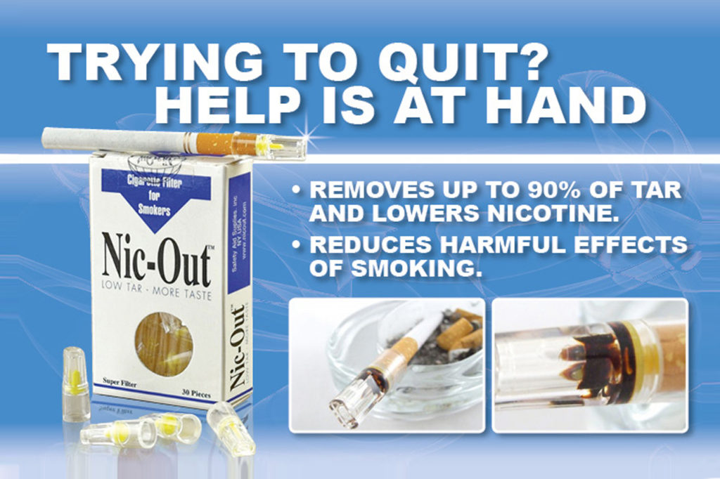 nic-out-cigarette-filters-quit-smoking
